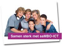 Samen sterk met saMBO-ICT