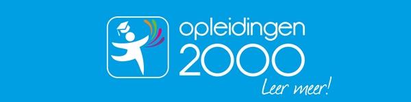 Opleidingen 2000